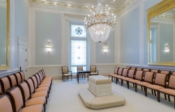 Cedar City Temple Sealing Room
