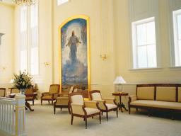 Vernal Utah Temple Celestial Room